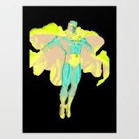 magneto Art Prints featuring MAGNETO by MattCridland