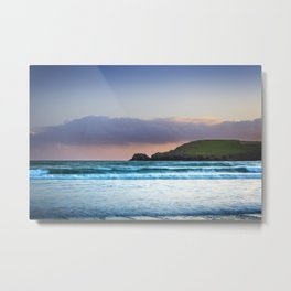 Beauty of Ocean Metal Print