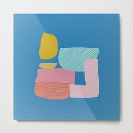 Abstract 91 Metal Print