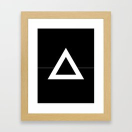 TRINITY Framed Art Print
