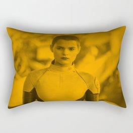 Brianna Hildebrand Rectangular Pillow