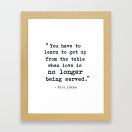 Encouraging Quotes For Motivation Framed Art Print