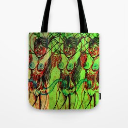 Lose weight fatass  Tote Bag
