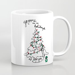 Gnome for the Holidays Coffee Mug