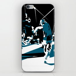 The Battle iPhone Skin
