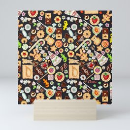 COOkies Mini Art Print