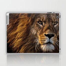 Majestic Lion Laptop & iPad Skin