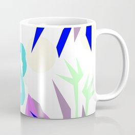 Flamingo Jungle Blues Coffee Mug