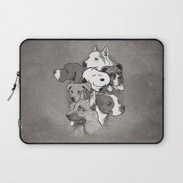 Dogs Laptop Sleeve
