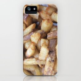 Five Guys Fries iPhone Case