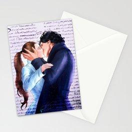 Sherlolly kiss Stationery Cards