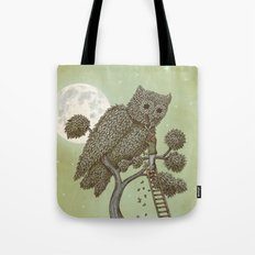The Night Gardener (Colour Option) Tote Bag