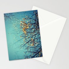 Gold Drops Stationery Cards
