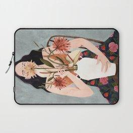 Hilda with vase Laptop Sleeve