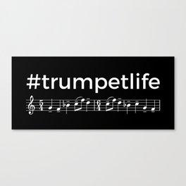 #trumpetlife 2 Canvas Print