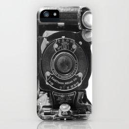 Vintage Kodak Camera iPhone Case