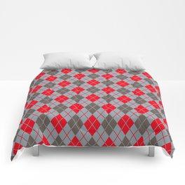 Shinbone's Gray Trench Dress 3 Comforters