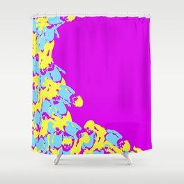 Catarata Pink, 2015 Shower Curtain