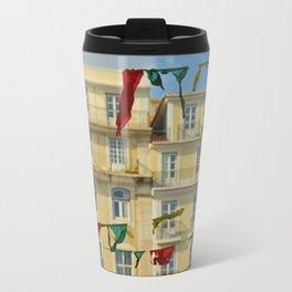Festa de Lisboa Travel Mug