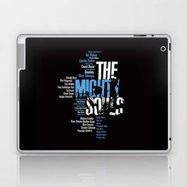 The Mighty Souls: Jazz Legends Laptop & iPad Skin