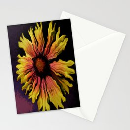Cheerful wheels Stationery Cards