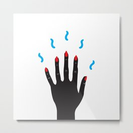 Magic Spellz 2 Metal Print