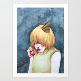 Missed Connections Art Print