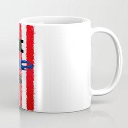 I Love Texas Coffee Mug