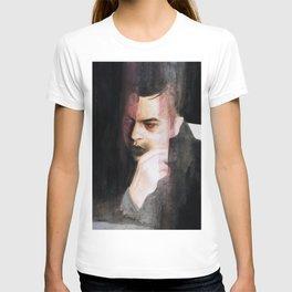 Dane DeHaan in LIFE T-shirt