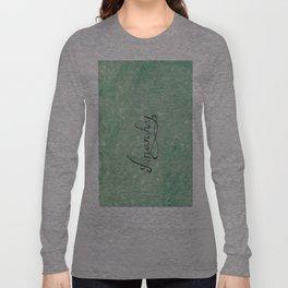 Peaceful Anarchy Long Sleeve T-shirt