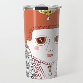 Queen Elizabeth I Travel Mug