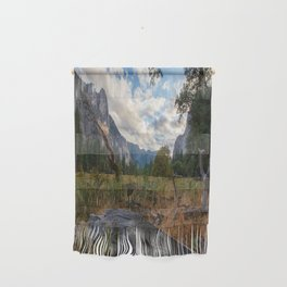 In the Valley. Wall Hanging