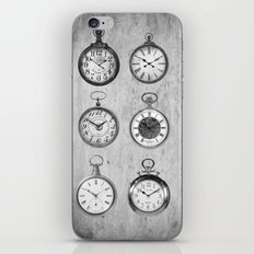 Just Watch Me iPhone & iPod Skin