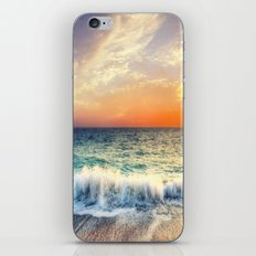 Sunset delight iPhone & iPod Skin