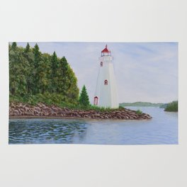 Tobermory Light House Rug
