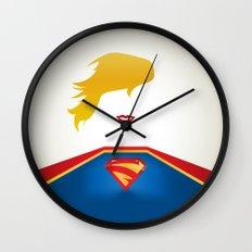 SUPERGIRL Wall Clock