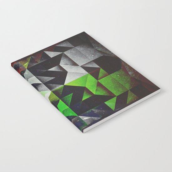 mysshyne trypyrtyte Notebook