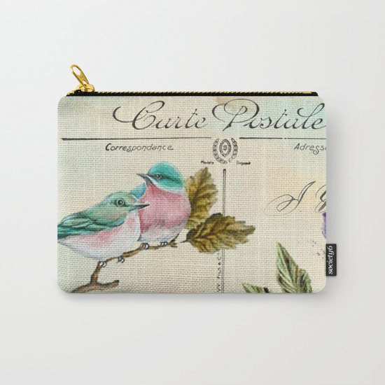 Sweet birds #4 Carry-All Pouch