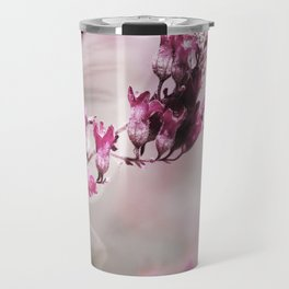 ROSE SPANGLES no1-Butterfly Travel Mug