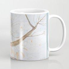 Watercolor under the trees Mug