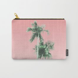 Palm Trees, Sun and Sky Carry-All Pouch