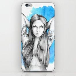 K.F iPhone Skin