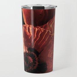 Poppy Power! Travel Mug