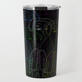Kurt Vonnegut 2 Travel Mug