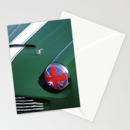 Union Jack Headlight Stationery Cards