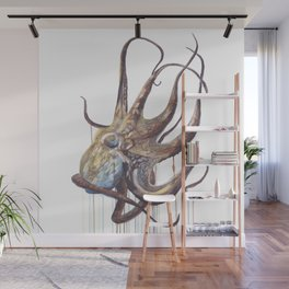 He'e - Octopus Wall Mural