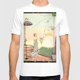"""""""Her Fairy Godmother Appeared"""" by Harry Clarke 1922 T-shirt"""