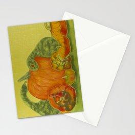 Deborah's Pumpkins Stationery Cards