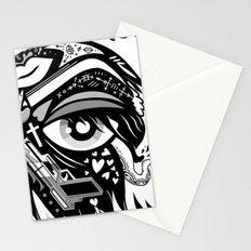 WINGED EYE 2 Stationery Cards