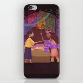 Silk Trade iPhone Skin